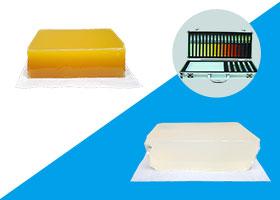 热熔压敏胶的颜色和透明性意味着品质高低吗?