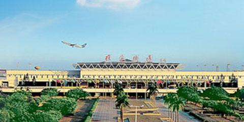 珠海机场铺装案例